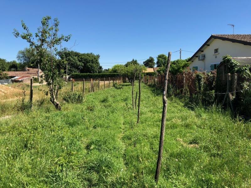 Revenda terreno Portets 76300€ - Fotografia 1