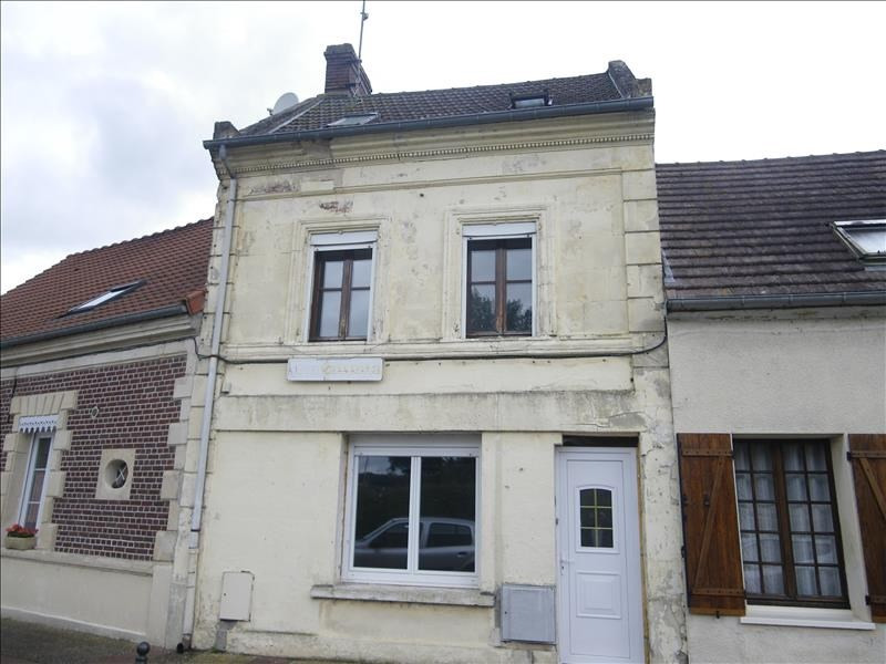 Vente maison / villa Noyon 81 000€ - Photo 1