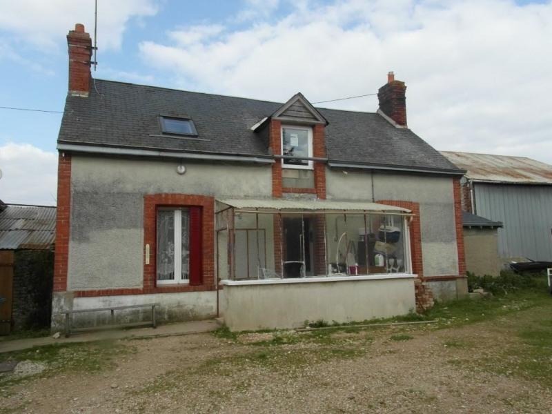 Maison de village Ouzouer-le-Doyen