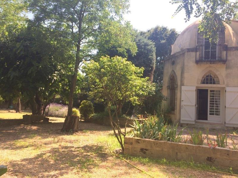 Deluxe sale house / villa Lunel 567000€ - Picture 1
