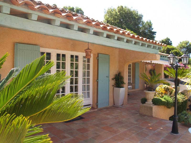 Sale house / villa Les issambres 1092000€ - Picture 3