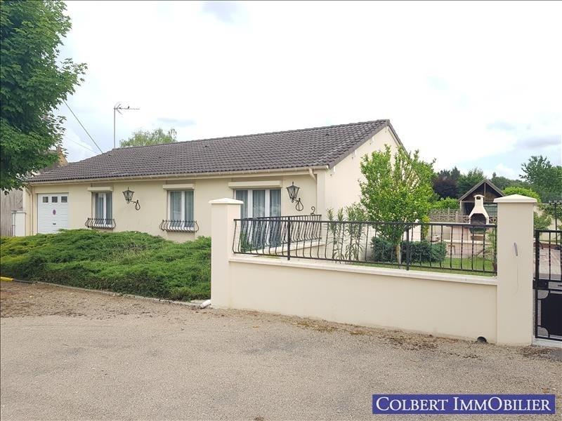 Vente maison / villa Champs sur yonne 148900€ - Photo 1