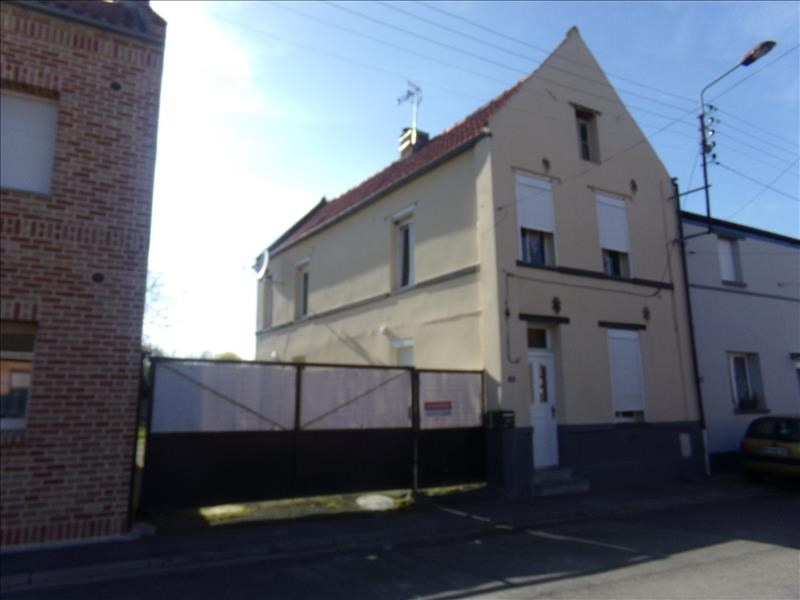 Sale house / villa Quiery la motte 153375€ - Picture 1