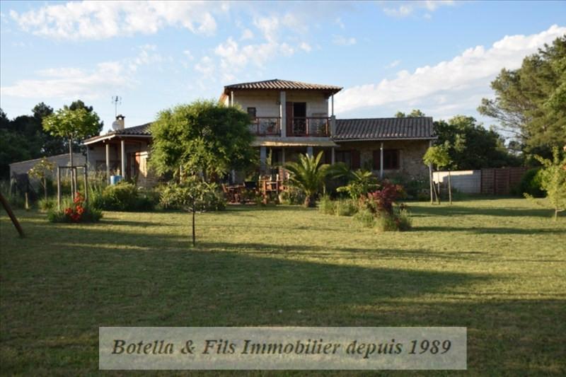 Vente maison / villa Bagnols sur ceze 295000€ - Photo 1