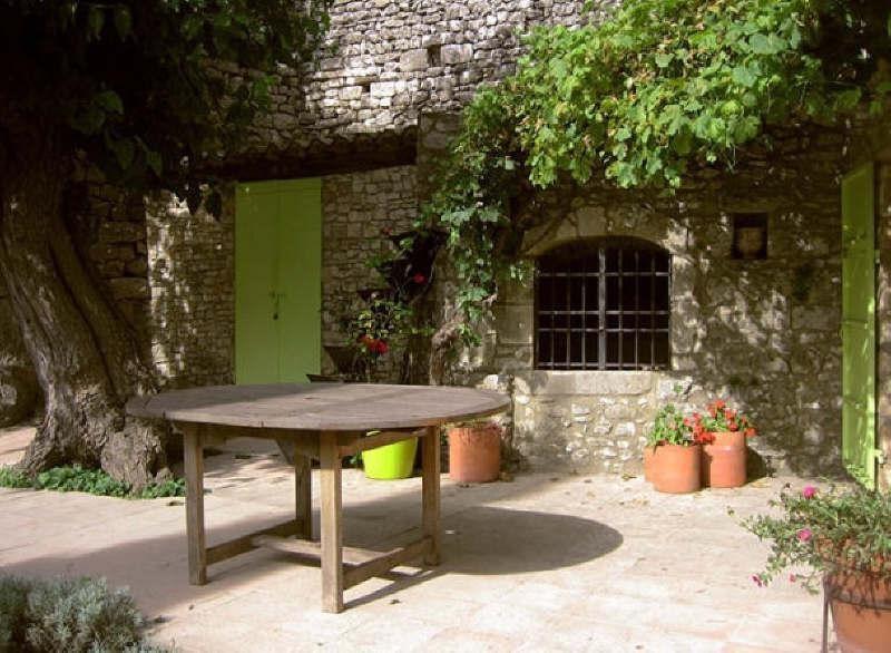 Vente maison / villa Barjac 243000€ - Photo 8