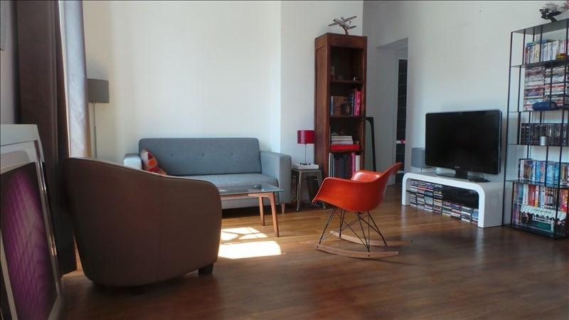 Rental apartment Asnieres sur seine 1300€ CC - Picture 1