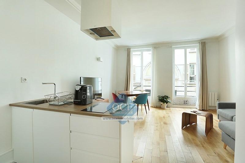 Deluxe sale apartment Paris 11ème 460000€ - Picture 4