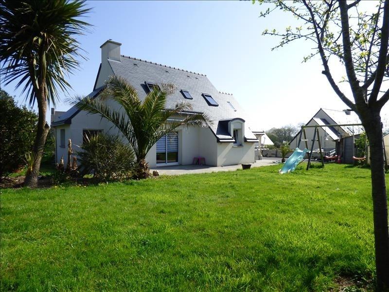 Sale house / villa Pluzunet 175500€ - Picture 1