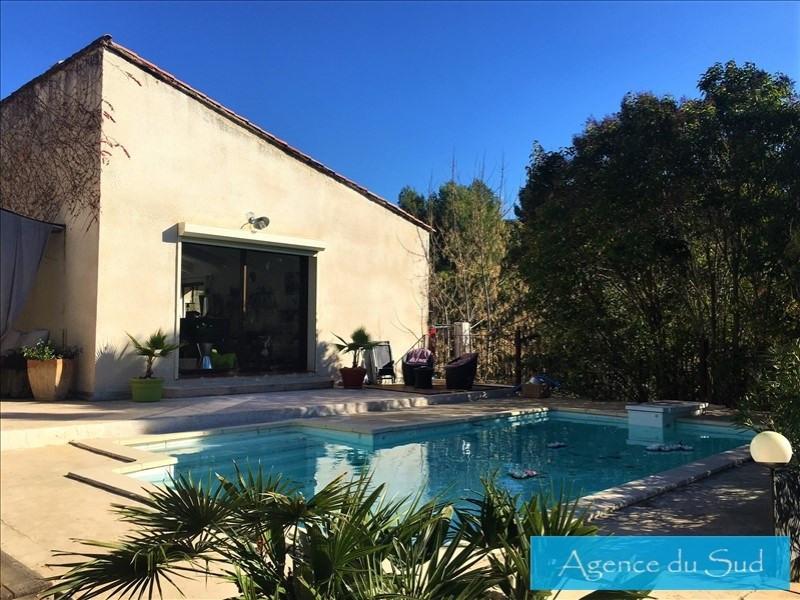 Vente maison / villa Roquevaire 499500€ - Photo 3