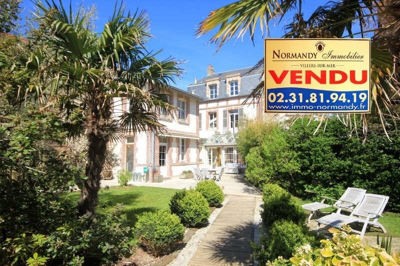 Deluxe sale house / villa Villers sur mer 995000€ - Picture 1