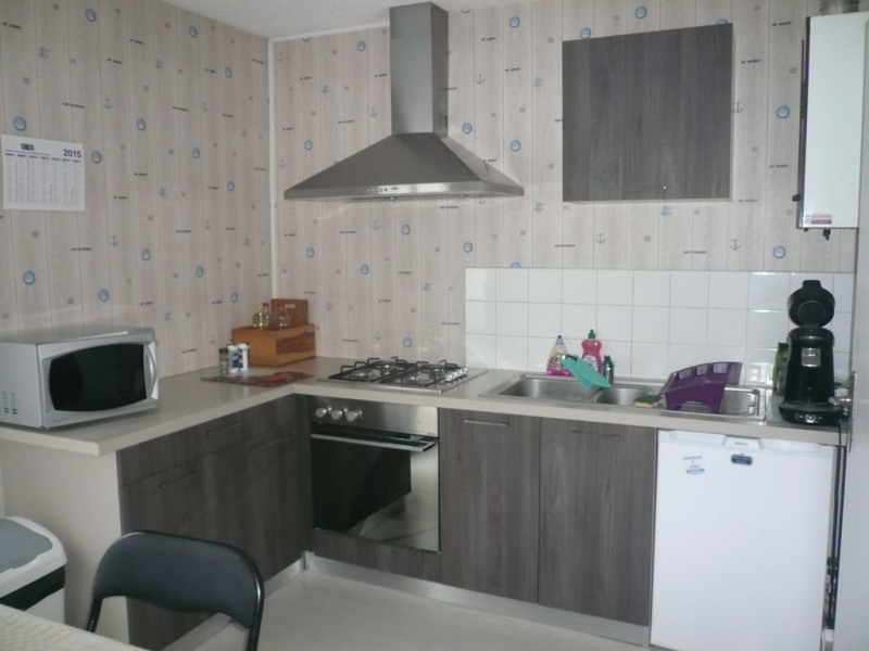 Verhuren vakantie  appartement Biscarrosse 550€ - Foto 1