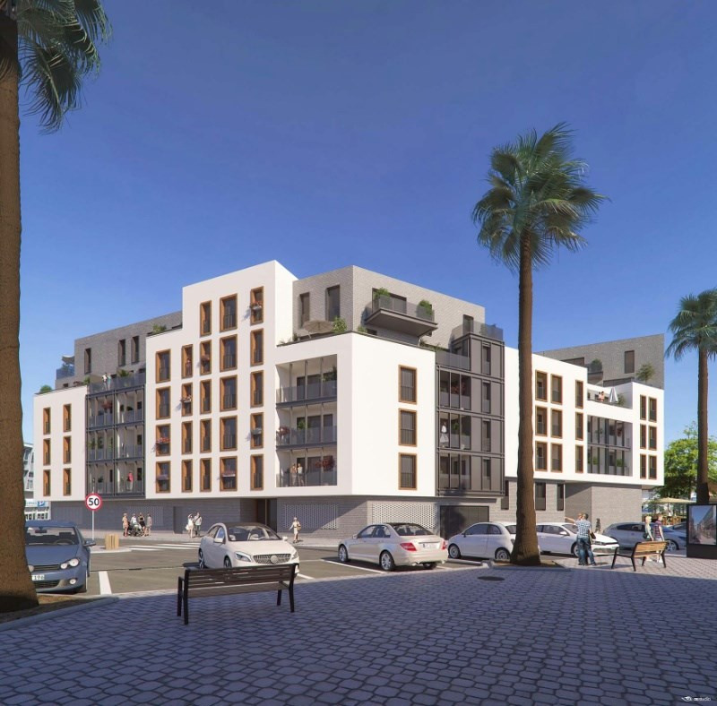 R sidence lorea programme immobilier neuf anglet for Mobilier anglet