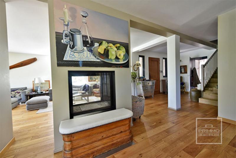 Vente de prestige maison / villa Saint didier au mont d'or 1250000€ - Photo 8