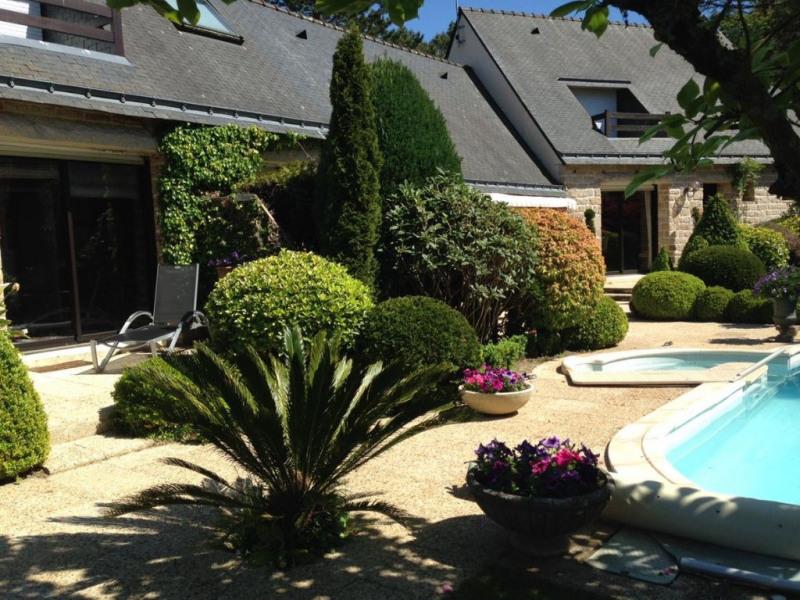 Revenda residencial de prestígio casa Ploemel 586850€ - Fotografia 1