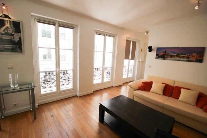 Rental apartment Paris 8ème 1900€ CC - Picture 1