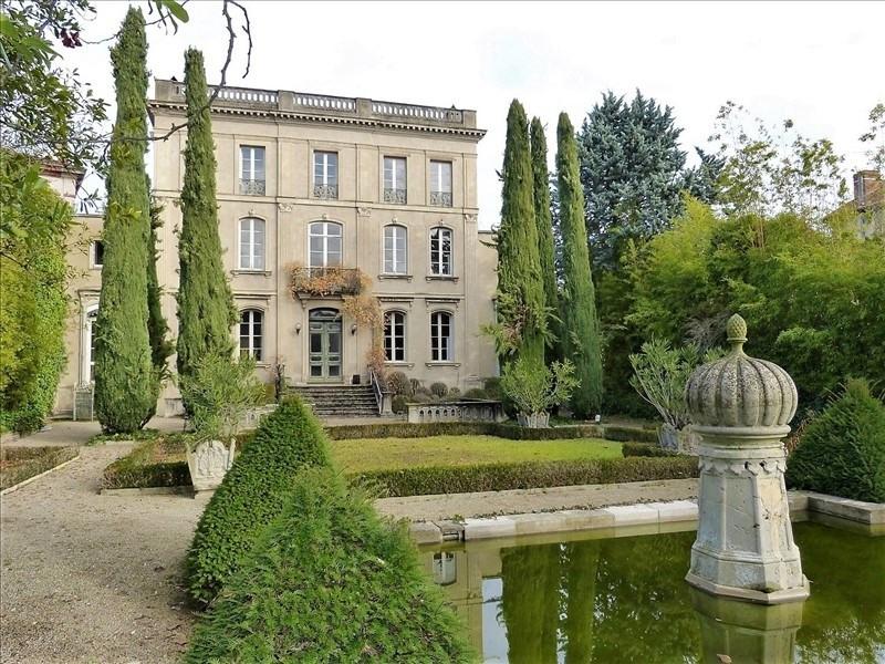 Deluxe sale house / villa Albi 1100000€ - Picture 1