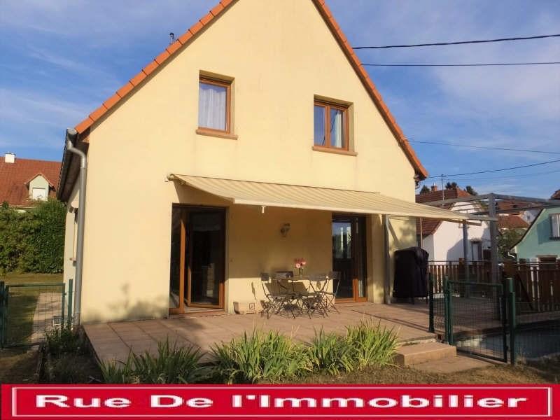 Sale house / villa Niederbronn les bains 274500€ - Picture 1
