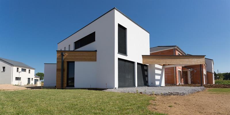 """Modèle de maison  """"Maison bois performante"""" à partir de 6 pièces Haut-Rhin par INNOV'HABITAT"""