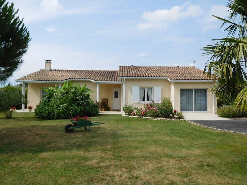 Sale house / villa St seurin sur l isle 299000€ - Picture 1