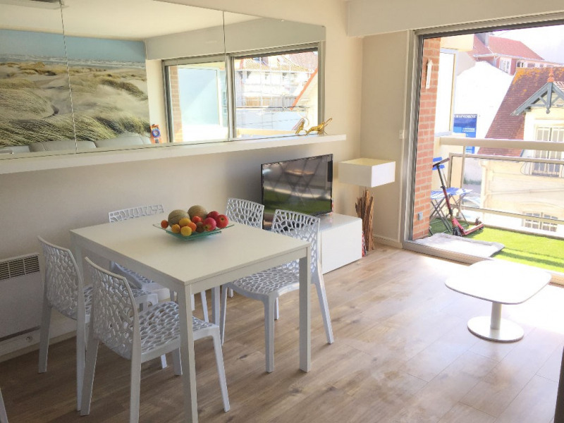 Verkoop  appartement Le touquet paris plage 190000€ - Foto 3