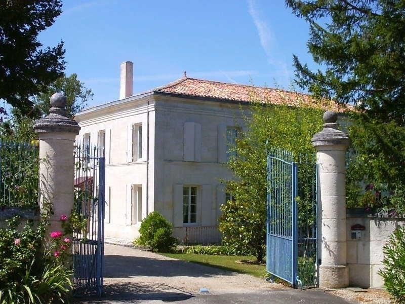 Deluxe sale house / villa Cognac 640500€ - Picture 2
