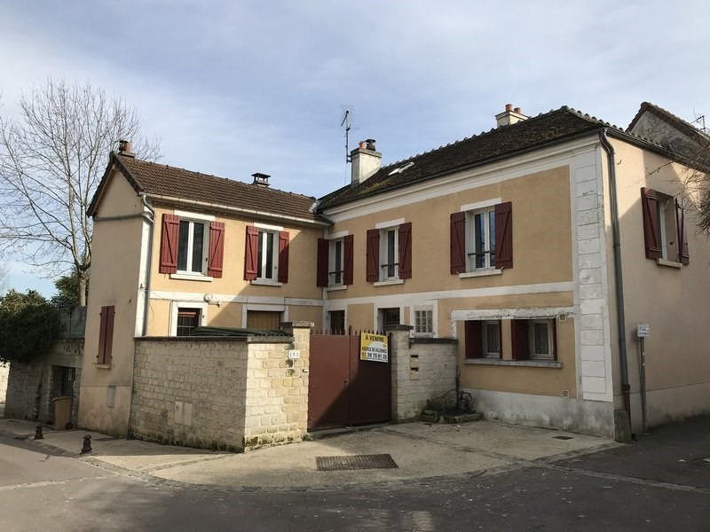 Venta  casa Villennes sur seine 600000€ - Fotografía 1