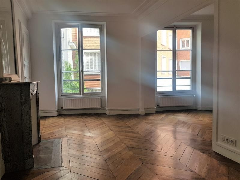 Rental apartment Paris 3ème 2 500€ CC - Picture 1