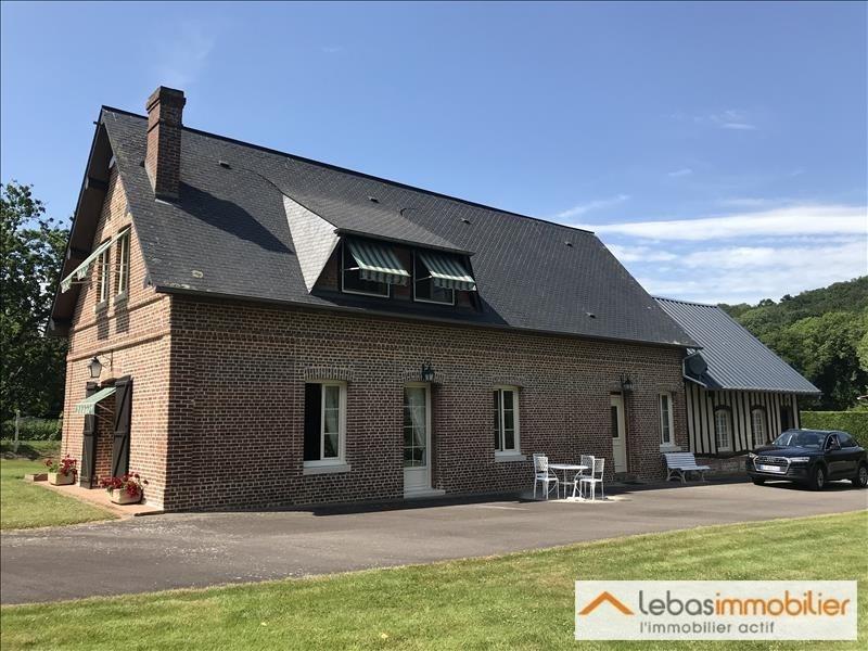 Vente maison / villa Hericourt en caux 212000€ - Photo 1