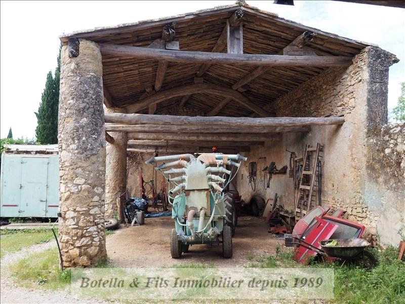 Vente maison / villa Goudargues 318000€ - Photo 4