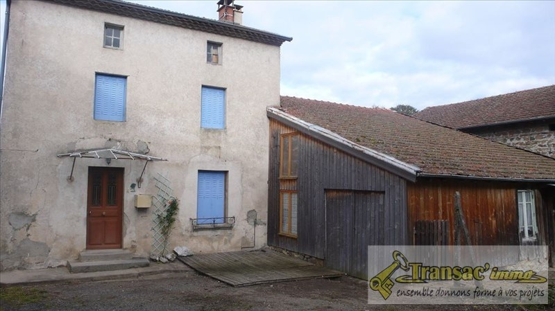 Sale house / villa La chapelle agnon 97 650€ - Picture 1