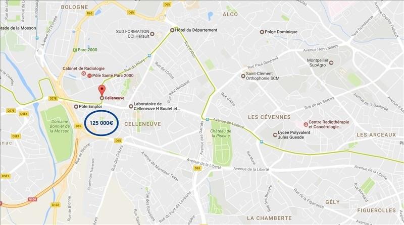 Vente appartement Montpellier 100000€ - Photo 2