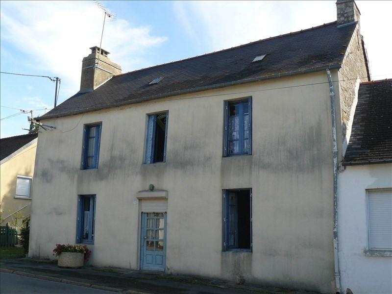 Sale house / villa St malo des trois fontaine 54500€ - Picture 1