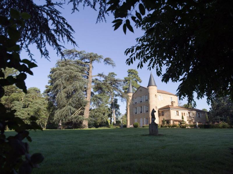 Vente de prestige château Chatillon sur chalaronne 2588000€ - Photo 1