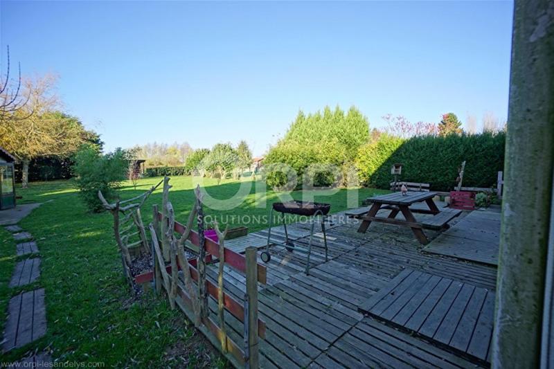 Vente maison / villa Fleury sur andelle 169000€ - Photo 12