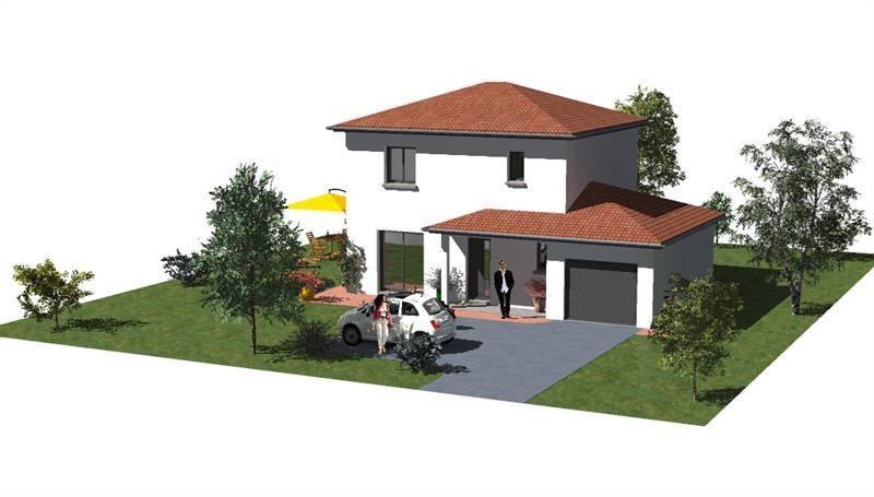Maison  4 pièces + Terrain 370 m² Bourg-Saint-Christophe par MAISONS VALTREA