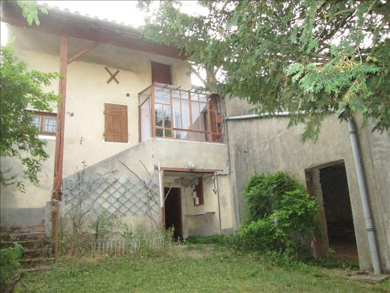 Vente maison / villa Macon 96000€ - Photo 1