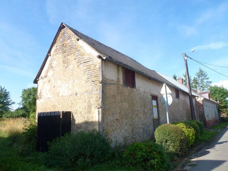 Venta  casa Poix de picardie 59000€ - Fotografía 1