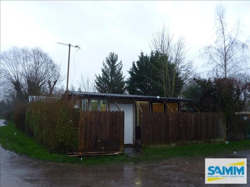 Sale house / villa Baulne 19000€ - Picture 1