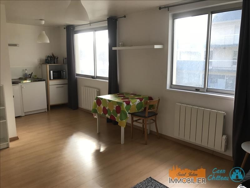 Sale apartment Caen 79 200€ - Picture 1