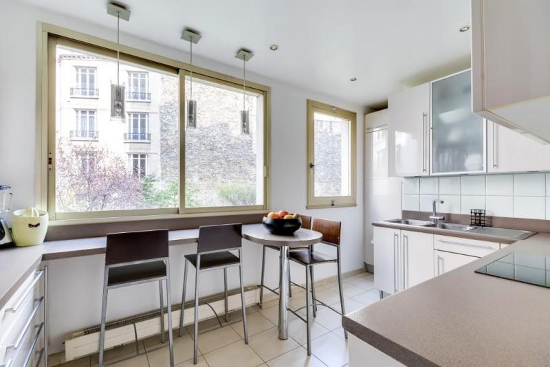 Vente de prestige appartement Paris 17ème 1295000€ - Photo 2