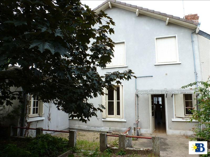 Vente maison / villa Chatellerault 99510€ - Photo 1