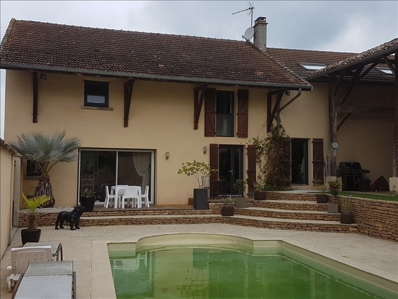 Sale house / villa St chef 362 000€ - Picture 1