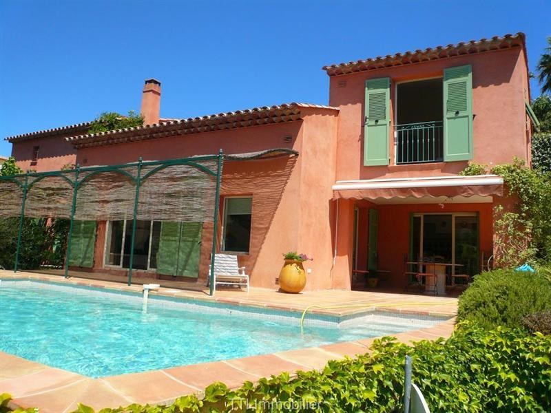 Vente maison / villa Sainte maxime 995 000€ - Photo 2