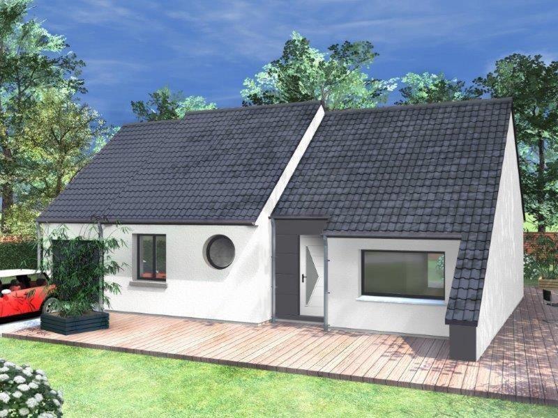 Maison  5 pièces + Terrain 1023 m² Amfreville-les-Champs par RESIDENCES INTER ROUEN