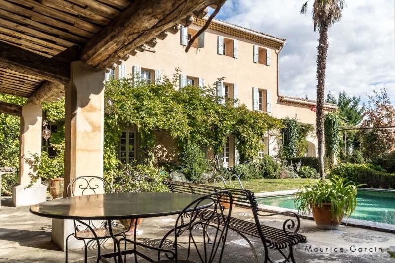 Vente de prestige maison / villa Carpentras 1570000€ - Photo 2