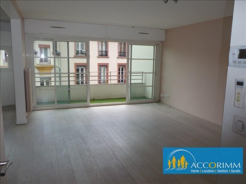 Sale apartment Lyon 3ème 325000€ - Picture 2