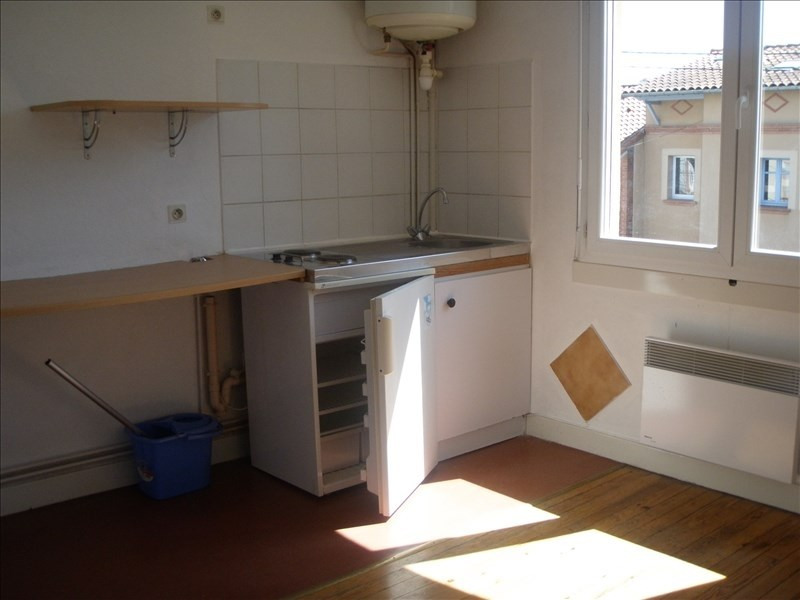 Alquiler  apartamento Toulouse 405€ CC - Fotografía 1