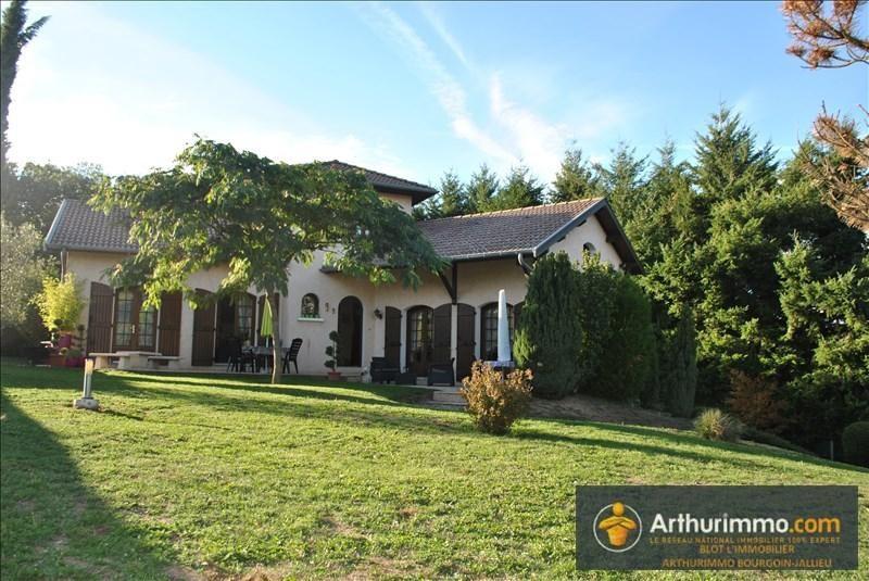 Vente maison / villa St alban de roche 399000€ - Photo 1