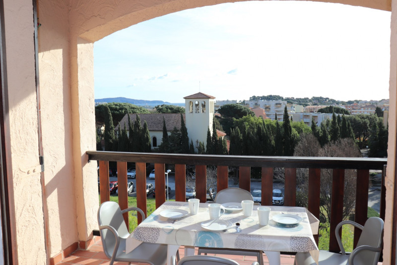 Vacation rental apartment Cavalaire 350€ - Picture 4