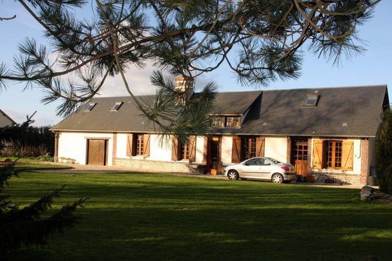Vente maison / villa Conches en ouche 188500€ - Photo 1